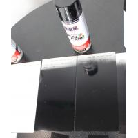 Cheap Fast Dry 400ml Aerosol Spray Paints /  High Coverage Black Spray PaintFor Cars for sale