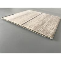 Slab Decorative PVC Panels Transfer Printing Durable 7mm Thick As Ceilings