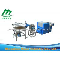 Best 6.6 Kw Power Pillow Making Machine / Pillow Filling Machine With Weighing System wholesale