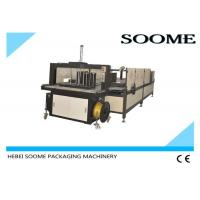 Best Corrugated Carton Strapping Machine High Capacity Supply Power 380V 50HZ wholesale