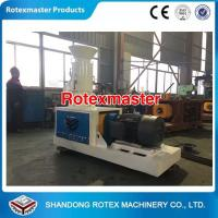 Best Flat Die  Small Pine Sawdust Wood Pellet Making Machine for home use or test use wholesale