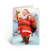 Best Happy Birthday Lenticular Greeting Cards / Colored 3D Lenticular Card wholesale