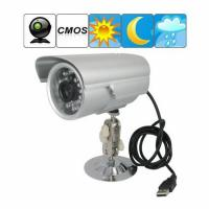 "Best Waterproof 1/4"" CMOS CCTV Surveillance TF DVR Camera Home Security Digital Video Recorder wholesale"
