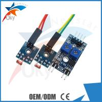 Wired Sensor Module For Arduino 2 Channel Photosensitive Resistance