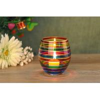 Best Home Wedding Decorative Glass Candle Holder Popular Christmas Gift wholesale