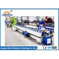 Best High Accuracy Automatic Roll Forming Machine Hydraulic Punch Hole PLC Control wholesale