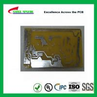 Best Printed Circuit Board Manufacturing Securit And Protection With 1L FR4 2.35MM HASL wholesale