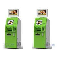 Best Cash Dispenser Medical Healthcare Kiosk 22 Inch LCD Advertisng Display For Patient wholesale