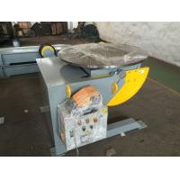 Cheap Digital Display Electric Tilting Rotary Welding Positioners For Automatic Pipe for sale