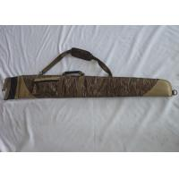 China 44 Shotgun Portable Camo Gun Case Rifle PE Foam Fold - Over Velcro Opening on sale