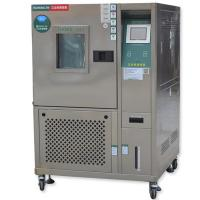 China OEM LCD Temperature Humidity Chamber with Rectangular Double Glazed Watching Window on sale