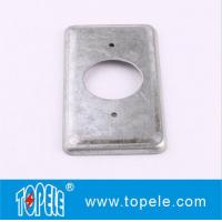 Best TOPELE Electrical Box Covers 20C3 20C5 Rectangular Outlet Box Covers wholesale