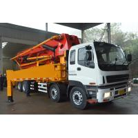 Sany 48 Meter Concrete Pump Truck With Manual & Remote Control System