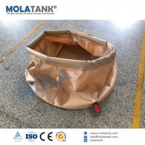 China Molatank Onion shape Soft and Flexible PVC TPU Rainwater Collection Storage Bladder Tank on sale