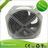 Best High Efficiency 254mm DC Axial Fan , 24V Duct Cooling Fan With Sleeve Bearing wholesale