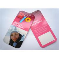 Best Cardboard Clothing Label Tags Colored Customized For Decoration wholesale