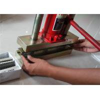 Best Industrial Clipper Lacer , Manual Corrugator Belt Lacing Tool Small Size wholesale