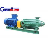 Best ISO9001 D 155-30 Multistage High Pressure Pumps 1480 r/min Speed wholesale