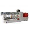 Buy cheap Twin screw PVC pelletizing machine air cooling hot cutting granulator from wholesalers