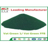 Best C I Vat Green 1 Brilliant Green Natural Indigo Dye Powder CAS 128-58-5 wholesale