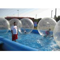 Best Logo Printed Giant Bubble Ball Environmental Friendy In Water Game Playing wholesale