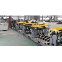 Best High Speed Refrigerator Assembly Line For Cabinet Front And Rear Plate wholesale
