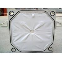 Best PP / PE Materials Filter Press Plates 600G/M2 650G/M2 Weight Good Air Permeability wholesale