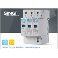Best IEC Standards Lightning surge protector SPD , transient voltage surge suppressor TVSS wholesale