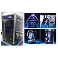 Best High Accuracy 3D Crystal Laser Engraving Equipment Portable Design wholesale