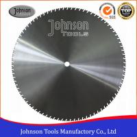 Best Laser Welding 1400mm Diamond Wall Cutting Blade with 4.8mm / 5mm Thickness wholesale