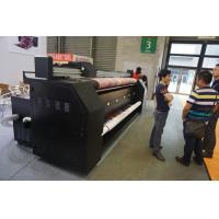 Quality Directly On Fabric Flag Printing Machine To Make Roll Up Banners wholesale