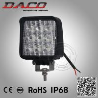 Best New 3 Inch 27W Truck Led Work Lamp wholesale