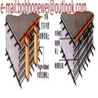 China Material Galvanized Hy Rib Formwork Mesh/High Rib Mesh/high ribbed formwork for concrete wall on sale