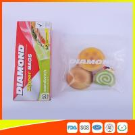 Best Airtight Plastic Zipper Sandwich Bags , Zip Lock Reusable Food Storage Bags wholesale