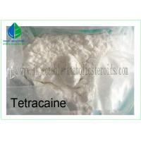 Best 99% Purity Tetracaine Powder for Natural Pain Killers CAS 94-24-6 wholesale