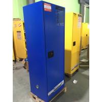 Best Vertical Metal Safety Flame Proof Storage Cabinets For Vitriol / Nitric Acid wholesale