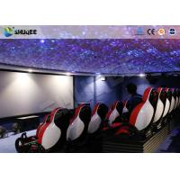 Best 30 People Motion Chairs XD Theatre With Cinema Simulator System / Special Effect wholesale