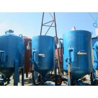 Best 200 Liters Abrasive Sand Grit Blasting Equipment For Pressure Release System wholesale