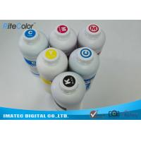 Best One Liter Waterbased Dye Sublimation Printer Ink For Epson / Roland / Mimaki Printers wholesale
