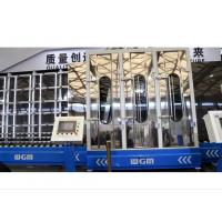 Cheap 2500mm Height Double Glazing Glass Machine High Efficiency For LowE Glass for sale