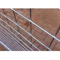 Best Builders Australian Temporary Fencing 32mm OD Frame Tube Security Panel wholesale