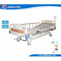 Best Luxurious Detatchable foldable hospital bed for disabled , Electric medical beds for home wholesale