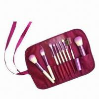 Best Wooden Cosmetic Set with Nylon Brush wholesale