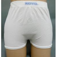 Best Warp Knitted Pull Up Incontinence Pants With Breathable Fixation wholesale