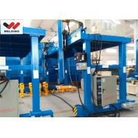 Best Professional H / I Beam Flange And Seam Welding Line Automatic Welding Machine wholesale