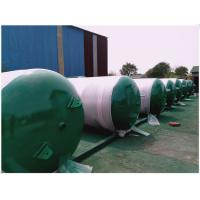 Best Horizontal Sandblasting Galvanized Steel Water Storage Tanks 300 Litre - 3000 Litre wholesale
