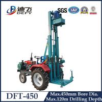 Best DFT-450 Tractor Mounted Top-driver Water Well Drill Rig wholesale