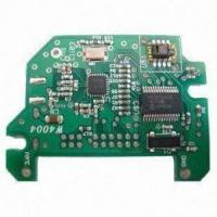 Cheap Prototype Multilayer Printed Circuit Board 2 Layers / Fr4 Printed Circuit Board for sale
