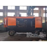 Best Diesel Type 35 Bar 33m3 High Pressure Screw Air Compressor For Water Well Drilling Rig wholesale