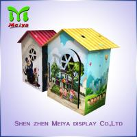 Best Meiya Eye-Catching Cmyk Printed Paper Craft House Decor Handmade Furniture wholesale